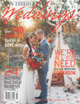 Rustic Events is on the cover of San Diego Style Weddings!