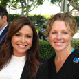 rachael ray and jenn---