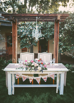 rentals - rustic events