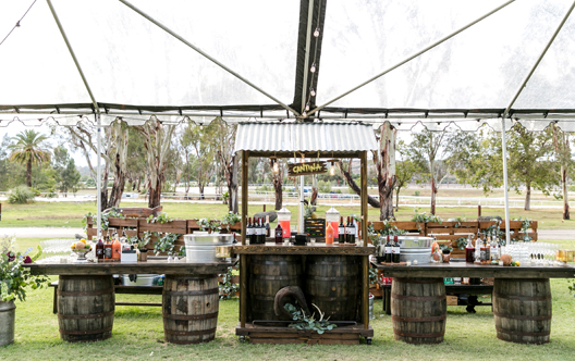 Rentals Rustic Events