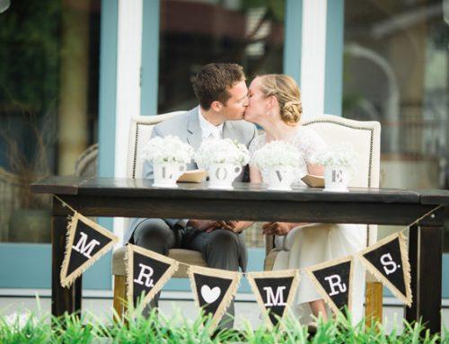 farm table rentals bride groom sweetheart table 22
