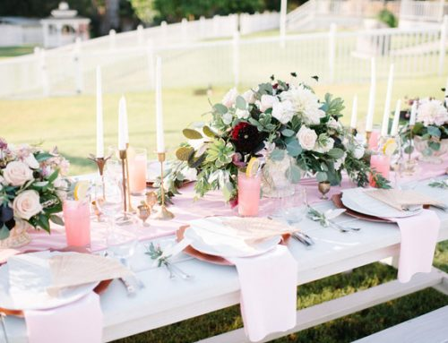 picnic tables for wedding 35